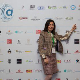 Mirian Izquierdo Presidenta de Woman Forward