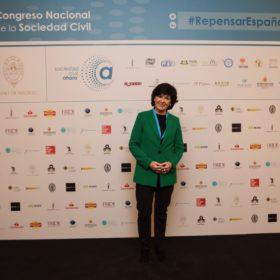 nmaculada Castilla de Cortazar, Presidenta del Foro de Ermua