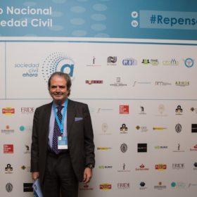 José María Mohedano, Vicepresidente Segundo de la Fundación Gregorio Peces-Barba