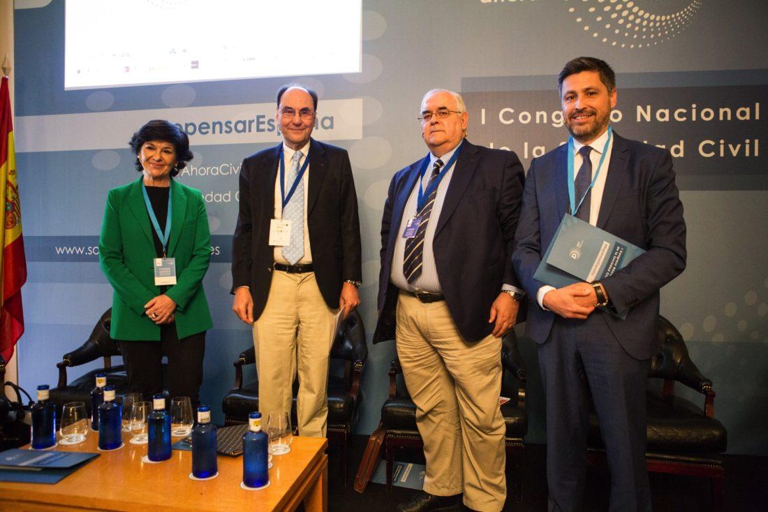 Mesa D. El necesario fortalecimiento de España como Nación: lo urgente y lo importante - I Congreso Nacional de la Sociedad Civil