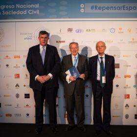 Alfredo Dagnino, José Manuel Álvarez del Manzano, Ignacio Buqueras y Bach