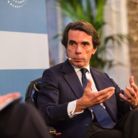 José María Aznar, Presidente del Gobierno de España (1996/2004)