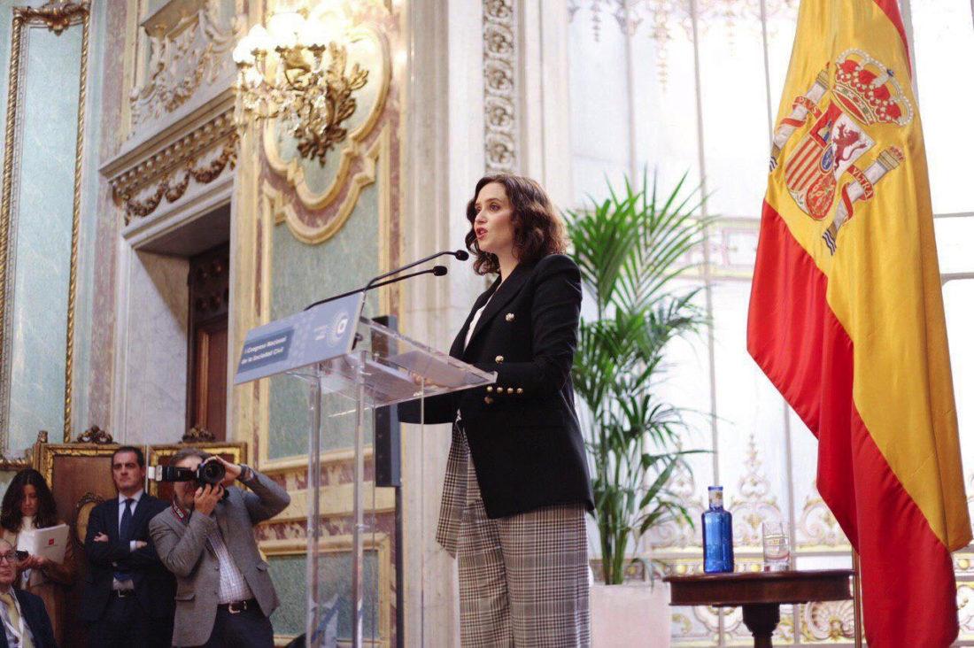 Clausura I CONGRESO NACIONAL DE SOCIEDAD CIVIL